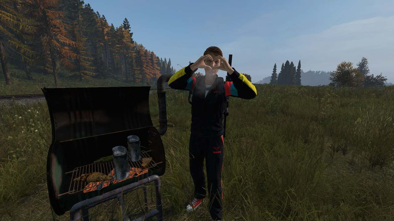 Grill and oven \ Гриль и печка