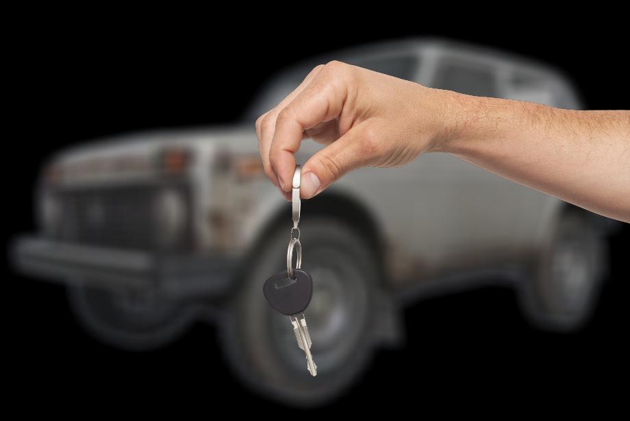 Car Locked on Keys