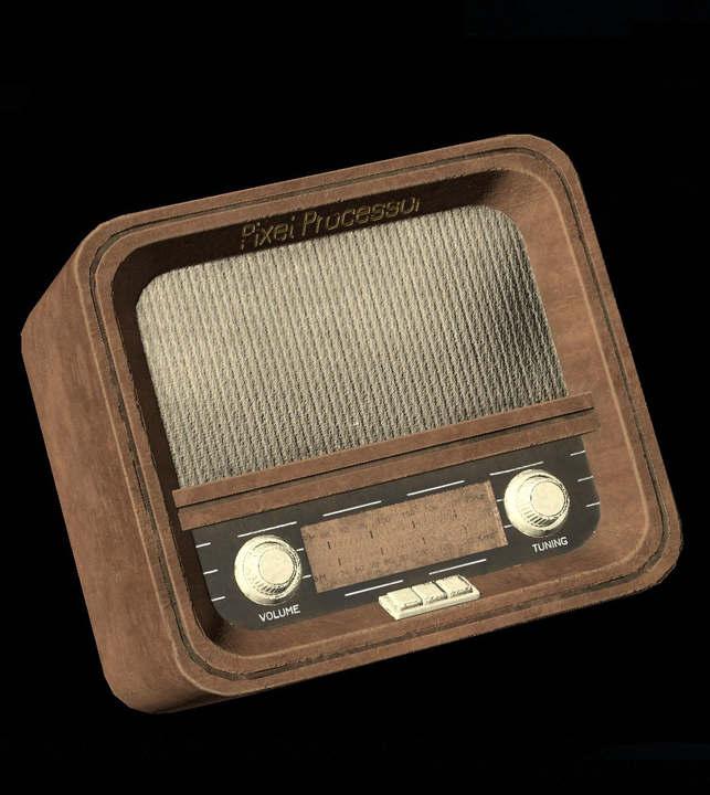 Radio for trade zones / Радио для трейд зон (CUSTOM)