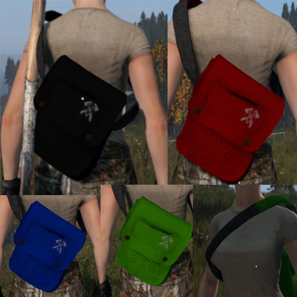 Small Bag / Маленькая сумка