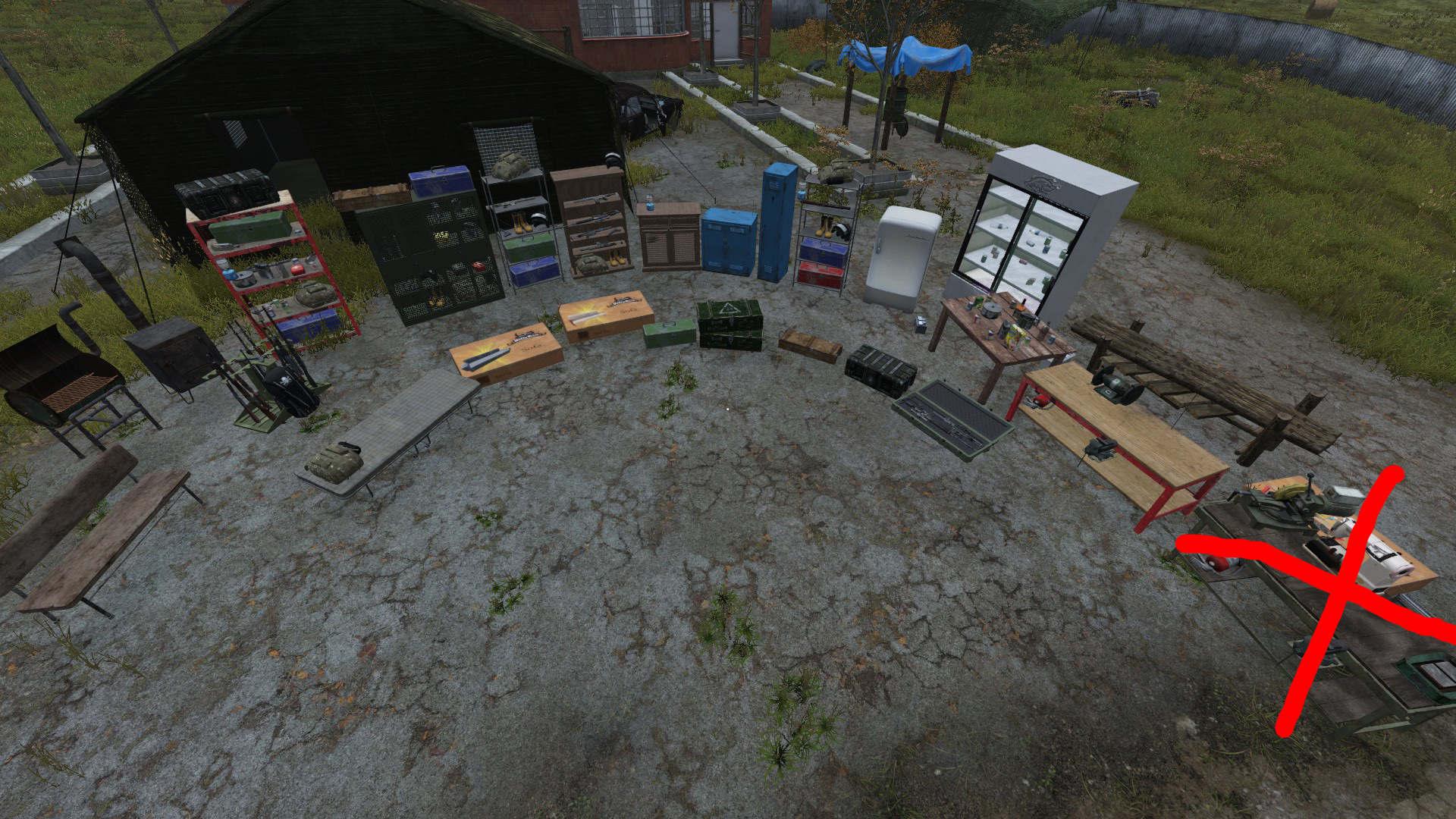 Accessories and containers \ Коллекция фурнитуры и контейнеров