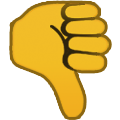 Thumb down (+0 reputation)
